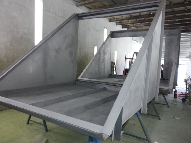 Central Industrial Sheet Metal Industrial Project